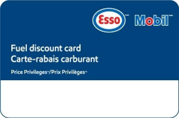 5 $ Esso™ Price Privileges™ eGift Card